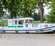 Houseboat Penichette 1120 for rent in Lutzelbourg