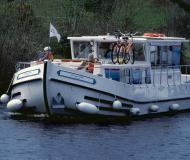 Houseboat Penichette 1120 for charter in Fuerstenberg