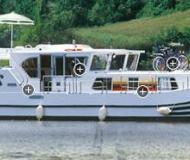 Penichette 1500 FB - Houseboat Rentals Redon (France)