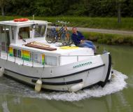 Penichette 935 W Houseboat for rent Dompierre sur Besbre (France)