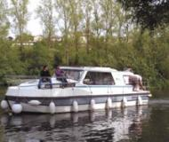Riviera 1130 - Houseboat Rentals Grez Neuville (France)