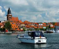 Hausboot Succes Marco 860 AK Hardtop Yachtcharter in Waren