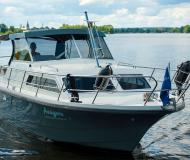Houseboat Succes Marco 860 Deluxe Hardtop available for charter in Waren