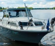 Hausboot Succes Marco 860 Deluxe Hardtop Yachtcharter in Marina Eldenburg
