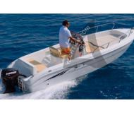 520 Open Motorboot Charter Italien
