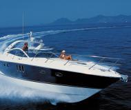 Motoryacht Absolute 45 chartern in Yachthafen von Palma