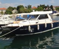 Motorboot Adria Event 850 Yachtcharter in Marina Sangulin