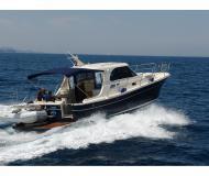 Motor yacht Adriana 36 available for charter in Marina Dalmacija