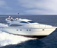 Motoryacht Aicon 56 Fly chartern in Athen