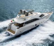 Motoryacht Aicon 75 Yachtcharter in Milazzo