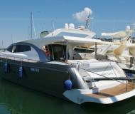 Motor boat Alena 72 available for charter in Borgo Marina