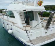 Motorboot Antares 13.80 Yachtcharter in Sukosan Bibinje