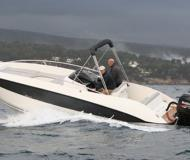 Aquarius Open Motorboot Charter Frankreich