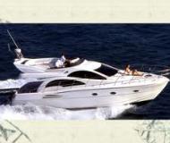 Yacht Astondoa 43 Yachtcharter in Marina de Denia