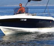 Motoryacht Atlantic Marine 550 Yachtcharter in Marina Makarska