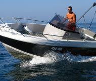 Yacht Atlantic Marine 670 for charter in Marina Makarska