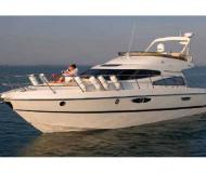 Motor yacht Atlantique 50 available for charter in Alimos Marina Kalamaki