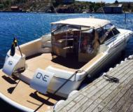 Motor boat Baia One 43 for rent in Marina Smogen