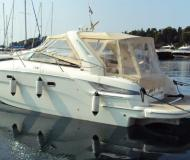 Motor yacht Bavaria 34 Sport for hire in Marina Veruda