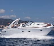Motor yacht Bavaria 38 Sport for hire in Marina di Portisco