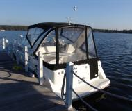 Motor boat Bayliner 2855 CS for hire in Zeuthen