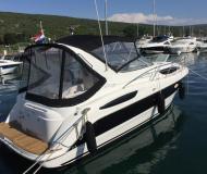 Motoryacht Bayliner 3055 available for charter in Krk