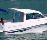 Motor yacht Bluestar Holiday 720 for rent in Marina Mandalina