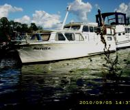 Motor yacht Burmester for rent in Berlin City