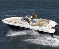 Motor boat Cap Camarat 6.5 WA for rent in ACI Marina Trogir