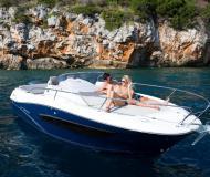 Motorboot Cap Camarat 755 WA chartern in Marina Veruda