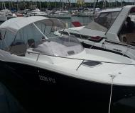 Motor boat Cap Camarat 755 WA available for charter in Pomer