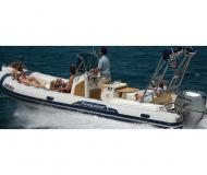 Motor boat Capelli Tempest 690 for rent in Lagos