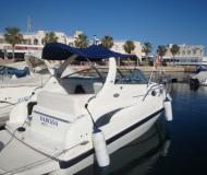 Motor boat Cobrey 250 SC for rent in Alicante