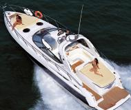 Yacht Cranchi 41 for hire in Port Adriano