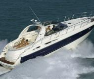 Motor boat Cranchi 50 for rent in Milazzo
