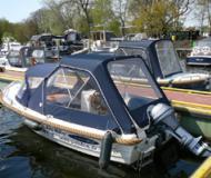 Crescent Allure 17 Motorboot Charter Deutschland