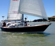 Motor yacht Performance Sail 43 for rent in Sausalito Yacht Harbour