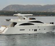 Motoryacht Doqueve 70 chartern in Ibiza Stadt