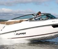 Motoryacht Flipper 640 DC Yachtcharter in Zadar