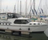 Motor yacht Eagle 1200 Classic available for charter in Hellevoetsluis