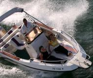 Motoryacht Elan 20 for rent in Yacht Harbour Unteruhldingen