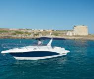 Motor boat Faeton 26 scape for rent in Mahon
