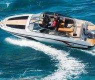 Motor boat Finnmaster T8 for rent in ACI Marina Trogir