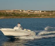 Motoryacht Flyer 650 Open chartern in Port de Mahon