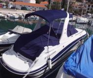 Yacht Four Winns 285 Vista chartern in Marina Baska Voda