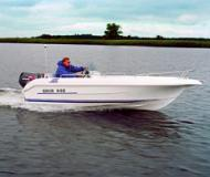 Motorboot Galia 440 Yachtcharter in Potsdam