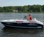 Galia 475 Motorboot chartern Potsdam