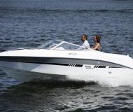 Yacht Galia 515 Bowrider available for charter in Hamburg