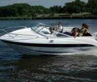Motorboot Galia 620 Sport Yachtcharter in Hamburg