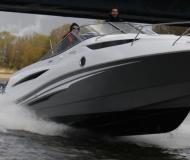 Motor yacht Galia 820 Cruiser for hire in Marina BZH Bootszentrum